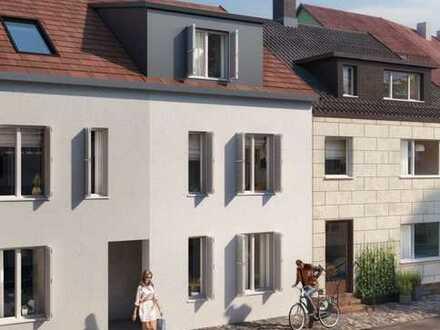 Lichtdurchflutete Doppelhaushälfte inmitten von Ludwigsburg