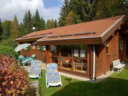 Idyllisches Ferienhaus am Waldrand, Typ C