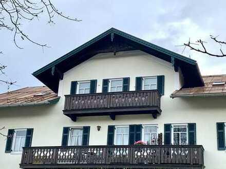 Sonnige 3-Zimmer-Wohnung mit herrlichem Bergblick!