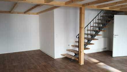 4 Zimmer Maisonettewohnung