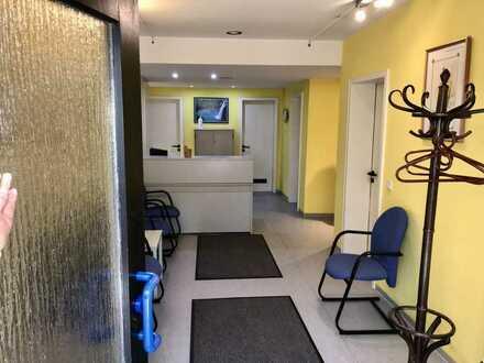 Physiotherapie-Praxis und/oder Büro mit Kundenparkplatz und separatem Eingang in Forst