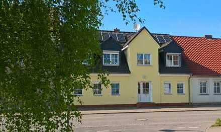 Vollständig renovierte 2-Raum-Erdgeschosswohnung in Seelow