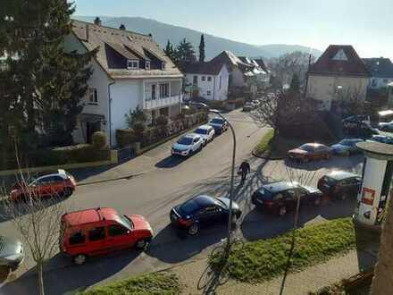 Erstbezug nach Sanierung: exklusive 2-Zimmer-Wohnung mit Balkon in Heidelberg