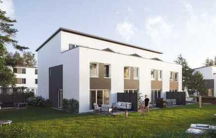 Neubau! Reihenhaus mit 6m Breite in Bischofsheim inkl. Grundstück