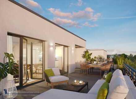 Grüngut - Komfortables Penthouse für Sonnenverliebte!