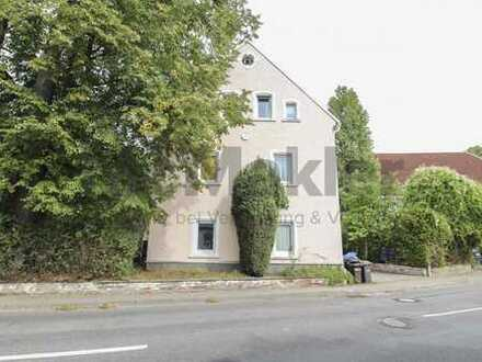 Lukrative Kapitalanlage! Schönes MFH mit 3 Wohneinheiten am Stadtrand von Chemnitz!