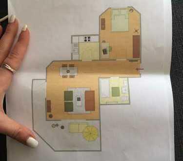 760 €, 58 m², 2 Zimmer