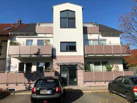 Neuwertige 3-Zimmer-Wohnung mit Balkon und EBK in bevorzugter Lage von Aschaffenburg Nilkheim