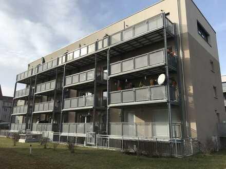 Exklusive, grundsanierte 4-Zimmer-Wohnung mit Balkon und Einbauküche in Augsburg