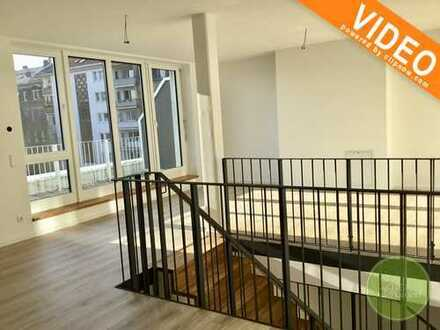 ** ModernART 123 qm Terrassenwohnung ** ERSTbezug ** Fußbodenheizung ** Aufzug ** Stellplatz **