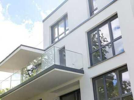 ERSTBEZUG wunderschöne 4-Zimmerwohnung in schickem Architektenhaus