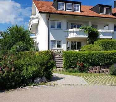 Hochwertige, frisch renovierte 3-Zimmer-Wohnung (Südlage) mit 2 Balkonen in Probstried