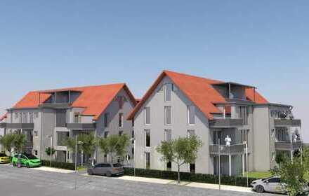 Attrative Neubau-Eigentumswohnungen mit Tiefgarage und Aufzug
