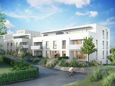 Zeitgemäße 3-Zimmer-Wohnung mit Süd-Balkon im grünen Süden Stuttgarts