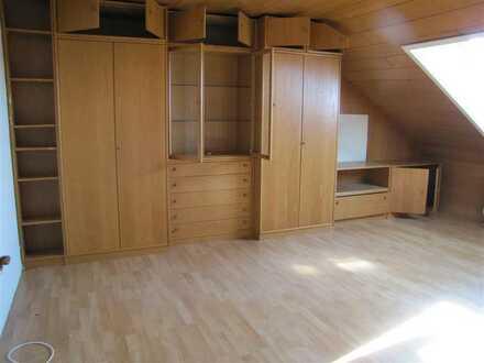 Schickes 1-Zi.-Apartment mit Kfz-Stellplatz, leider ohne Balkon