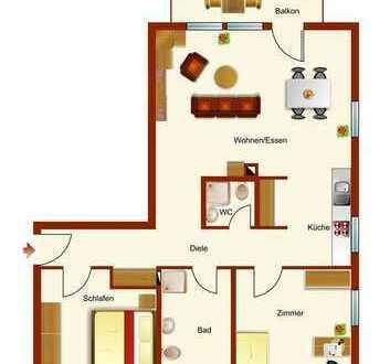 Komfortable Neubauwohnung mit Stil - Erstbezug !