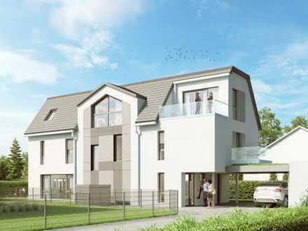 2-Parteien Neubau in Hemmingen-Westerfeld: 4-Zimmer Maisonette mit Dachterrasse und 2 Stellplätzen