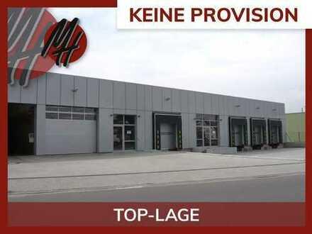 PROVISIONSFREI! Moderne Lagerflächen (840-1.730 qm) & Büroflächen (80-250 qm) zu vermieten