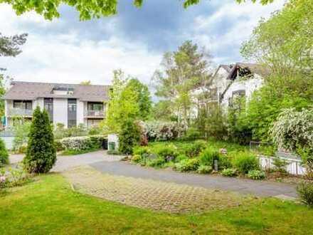 Sehr gepflegte Zweizimmerwohnung in Bonn-Heiderhof, WE 04