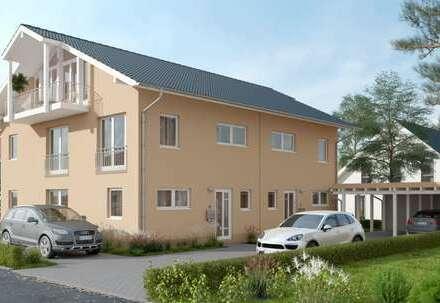 RESERVIERT: Doppelhaushälfte in Pang in bester Wohnlage