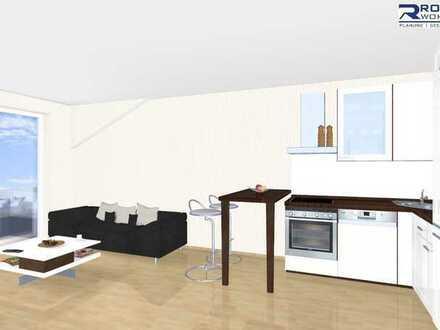 Wohnung mit attraktiver Aussicht–WNG.Nr. 12, 3Zi. DG-57m²