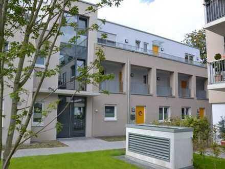 Erdgeschosswohnung 4 Zimmer barrierefreie Wohnung mit Terrasse - Neubau aus 2017