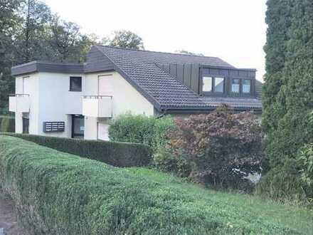 Kapitalanlage, Zweitwohnsitz oder Pendler-Whg.: Zentrale & ruhige 1-Zimmer-Whg. in Stgt.-Heumaden