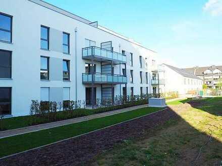 Erstbezug: freundliche 2-Zimmer-Wohnung mit Balkon in Krefeld, 70qm, Garagenplatz