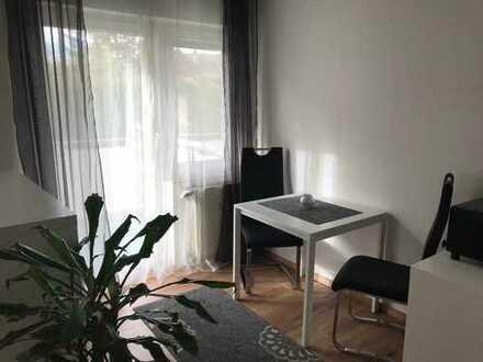 1-Zimmer-Wohnung mit Balkon zu verkaufen