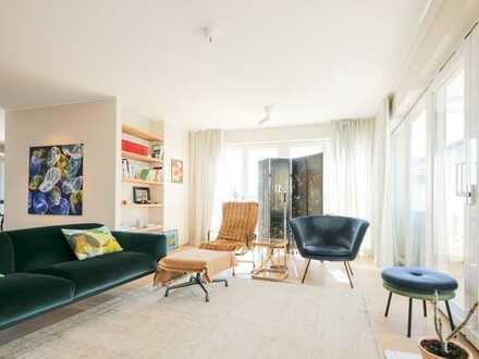 **Exclusive 4 - Zimmer - Wohnung in Bad Aibling mit 2 Sonnenterrassen**