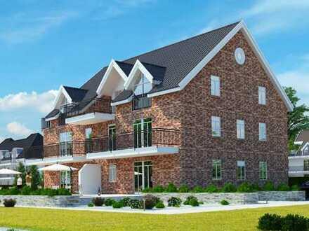 Neubau - hier entsteht eine helle, moderne Obergeschosswohnung im beliebten OL-Eversten!