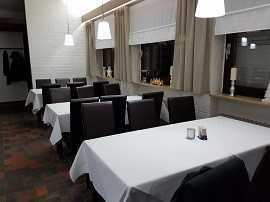 Gaststätte in Waldrandlage mit großer Terrasse