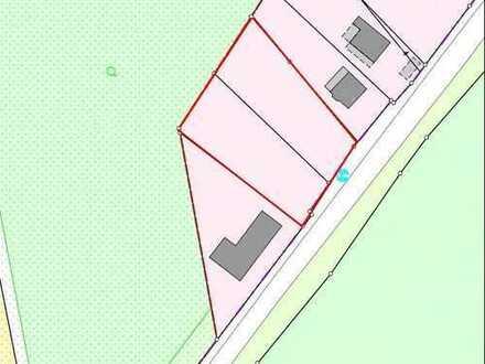 Zwei voll erschlossene Baugrundstücke mit insgesamt ca. 2.554 m² in schöner Lage von Bippen