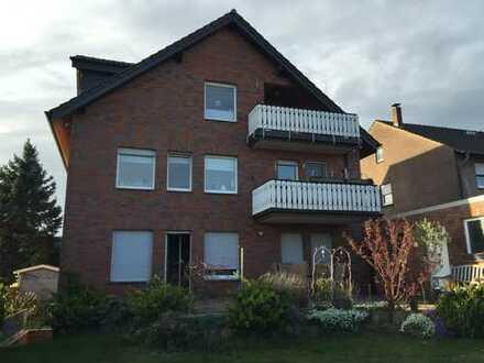 Gepflegte 3,5-Zimmer-Dachgeschosswohnung mit Balkon in Dorsten