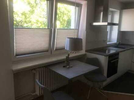 Möblierte, hochwertige 2-Zimmer-Wohnung mit EBK uvm. in Frankfurt