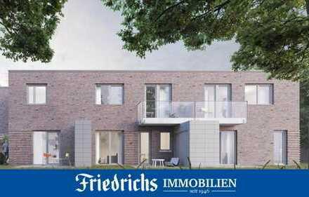 Neubau! 2-Zimmer-Wohnung im Erdgeschoss mit Terrasse in Oldenburg-Haarentor