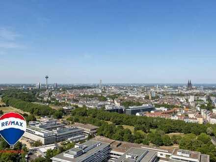 Wenn Wohnen zum Erlebnis wird - Maisonette Wohnung im UNI-Center in Köln-Sülz - Bieterverfahren