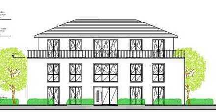 Bau-Grundstück in zentraler Lage von Ahlen für MFH