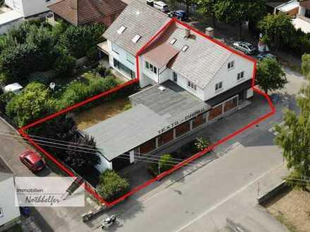 Schön Wohnen und Arbeiten unter einem Dach