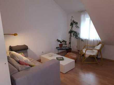 Gepflegte 3-Zimmer-DG-Wohnung mit EBK in Schwäbisch Gmünd