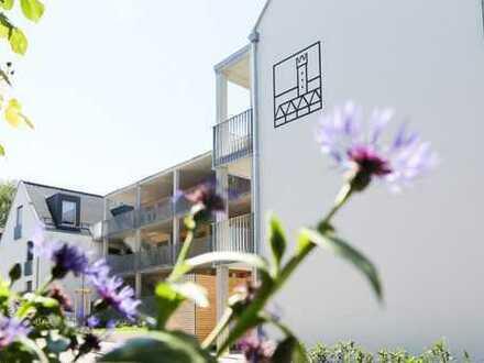 """2-Zimmer Wohnung im """"Jungen Wohnen"""" für Berufseinsteiger bis 35 Jahre"""