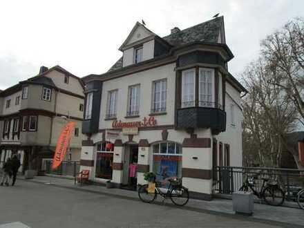 Attraktives Ladengeschäft in einem der Wahrzeichen Bad Kreuznachs zu vermieten