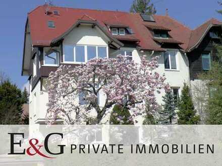 In begehrter Wohnlage: Kernsaniertes Altbau-Einfamilienhaus mit schönem Blick in Stuttgart-Degerloch