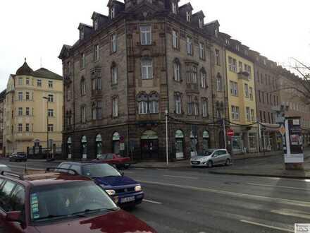 Großzügige 193 m² Laden- / Bürofläche in exponierter Citylage von Bayreuth