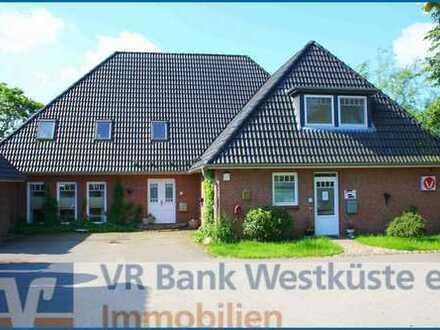Gepflegtes Wohn-und Geschäftshaus mit ruhiger Ortskernlage in Ostenfeld