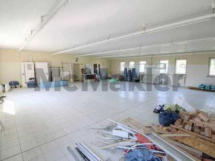 Heimwerkerprojekt mit Gewerbeoption nahe Usedom: Sanierungsbedürftiges Wohn- u. Geschäftshaus