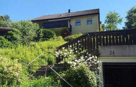 2 Familienhaus in toller Aussichtslage