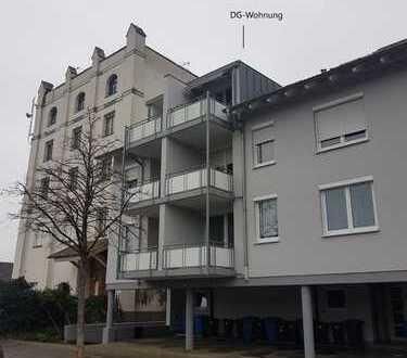 Interessante DG-Wohnung über 2 Etagen