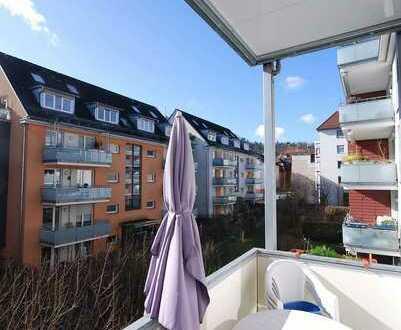 Stuttgarter Süden - Altbau mit Sonnenbalkon