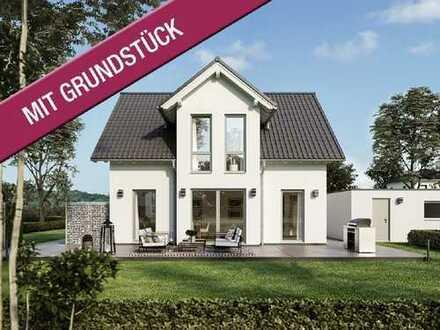 Wohnen im schönen Schwepnitz mit Platz und Freiraum für die ganze Familie!